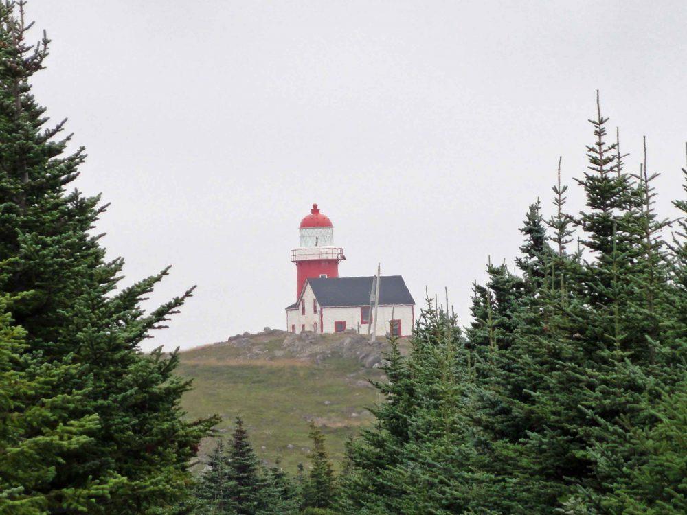 Lighthouse, Newfoundland
